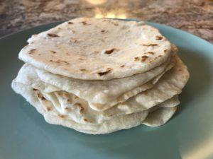 Homemade Tortillas - Tuttle Kitchen
