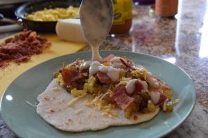 Gravy on Taco-TuttleKitchen