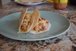 Breakfast Tacos - Tuttle Kitchen