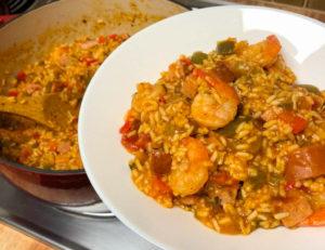Jambalaya - Tuttle Kitchen