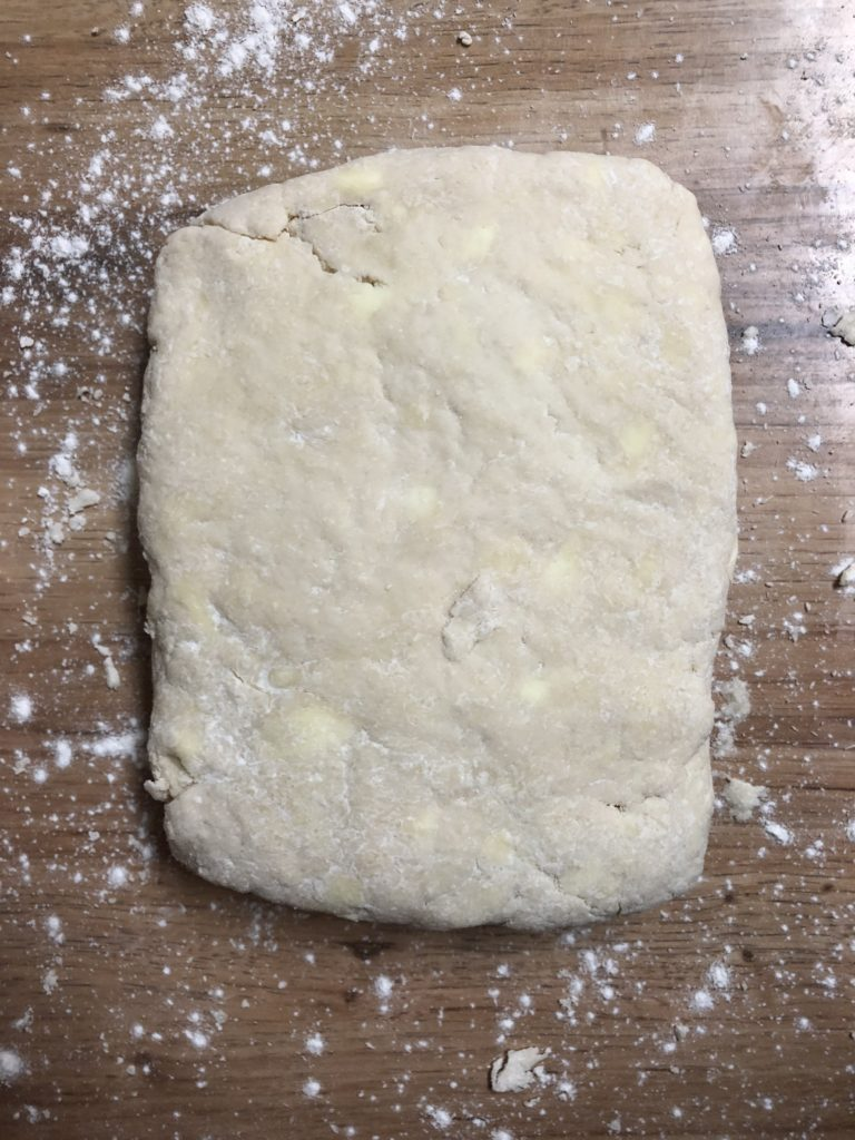 Biscuits Dough-Tuttle Kitchen