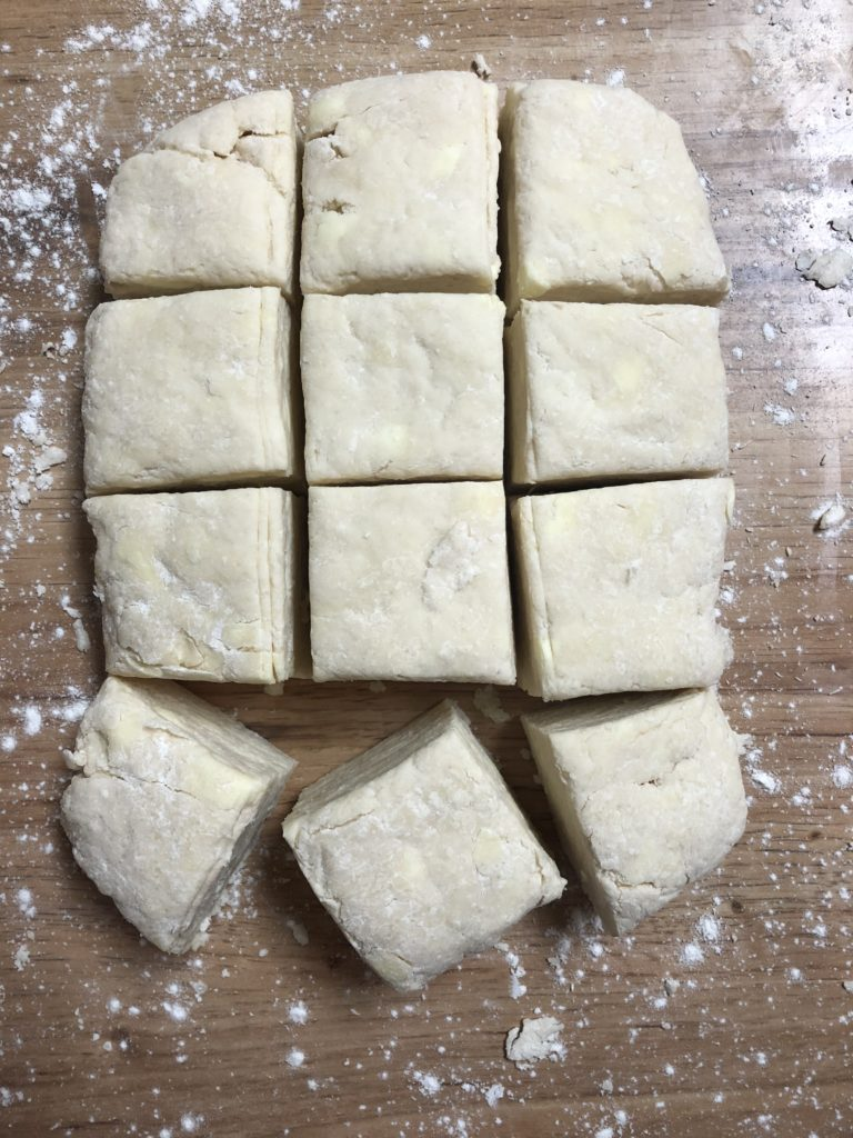 Biscuits Dough- Tuttle Kitchen
