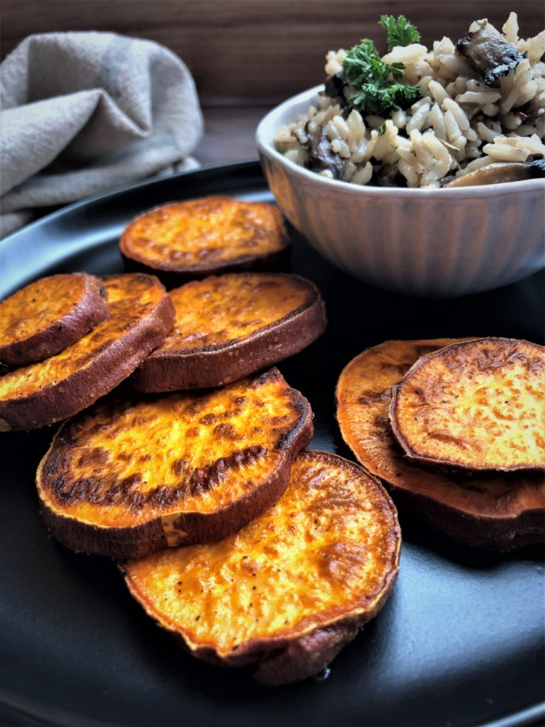 SweetPotatoes Veggie Dinner