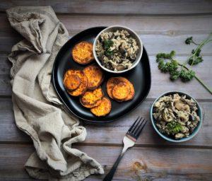 Veggie Dinner-Tuttle Kitchen