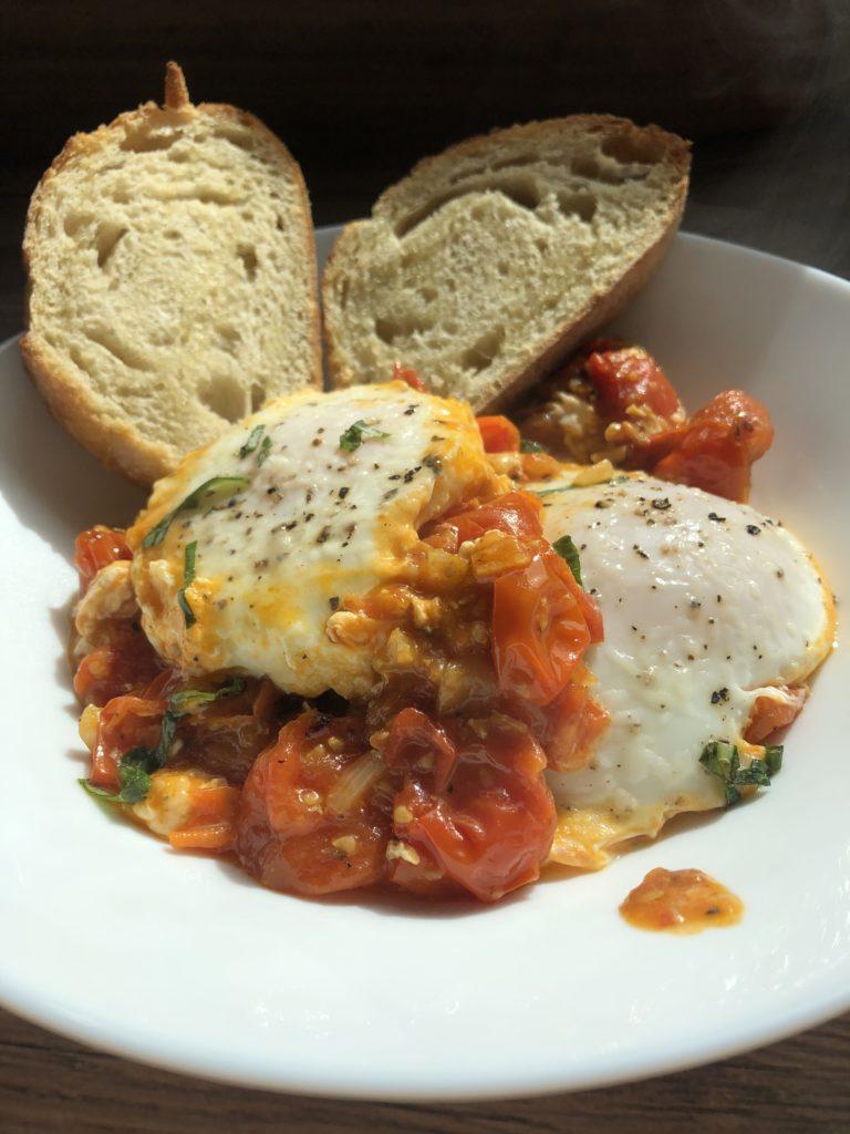 Eggs In Purgatory Bowl-Tuttle Kitchen