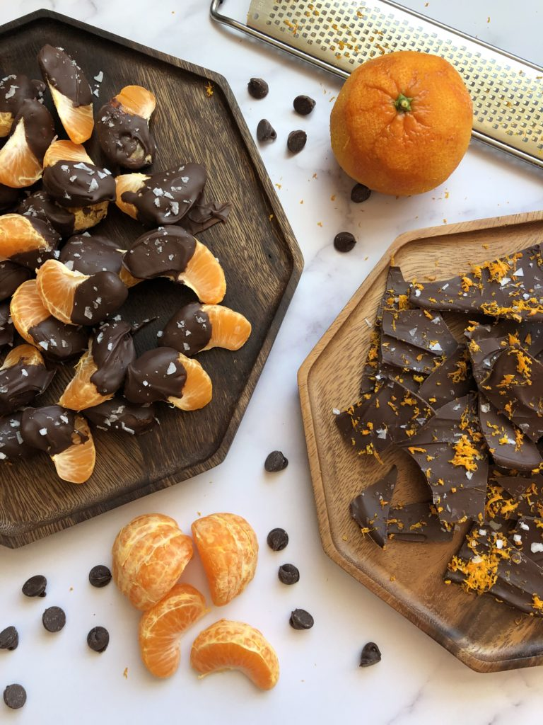 Chocolate and Orange Treats - Tuttle Kitchen